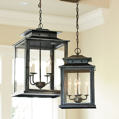 choosing a hanging lantern pendant for the kitchen driven by decor. Black Bedroom Furniture Sets. Home Design Ideas