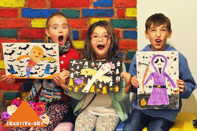 Cursuri arta pictura copii