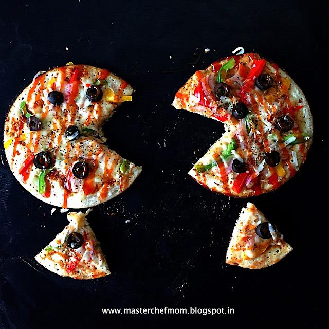 Uthappam Pizza