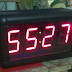 Đồng hồ đếm ngược Phút : Giây chuẩn