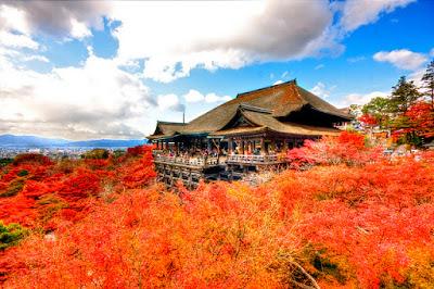 Kuil Kiyomizu-Dera, Jepang