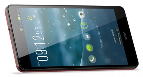 Acer Liquid X1 Specs, Features, Price and Availability