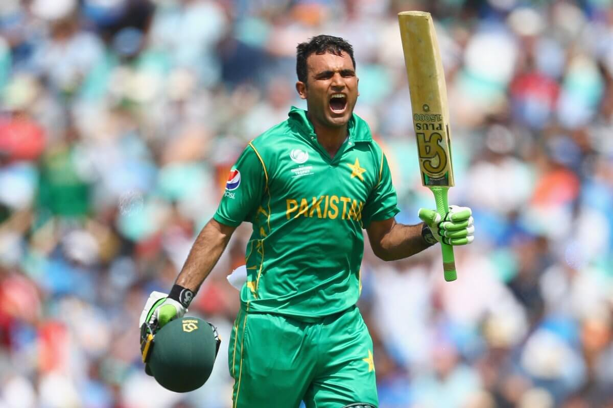 Fakhar Zaman's Pakistani Cricketer Double Hundred