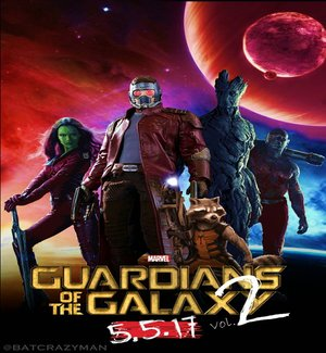 Guardians of the Galaxy Vol. 2 (2017) Movie Star Cast, Story, Trailer, Budget & Release Date