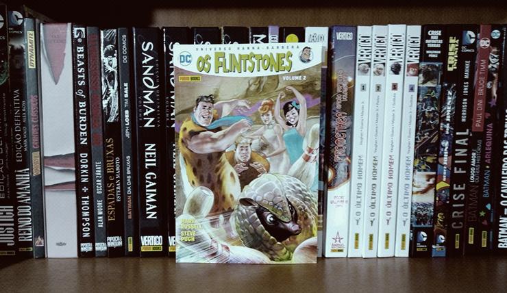 Imagem da HQ Universo Hanna-Barbera Os Flintstones Vol 2