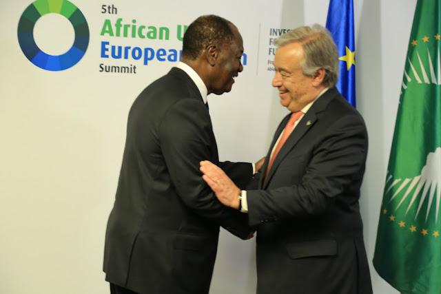 AU & UN