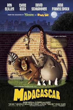 Madagascar 2005 Hindi Dubbed 300MB Download HD 480P ESubs at movies500.org