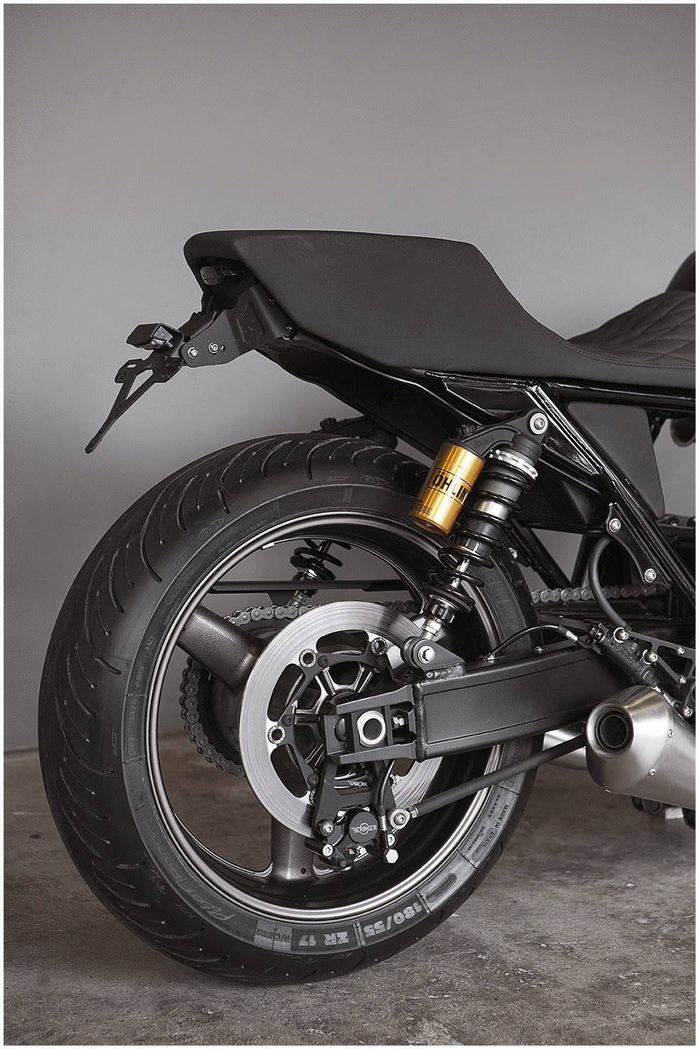 racing caf yamaha xjr 1300 monkee 75 by wrenchmonkees. Black Bedroom Furniture Sets. Home Design Ideas