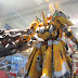 MG 1/100 The-O Customized build by Toymaker