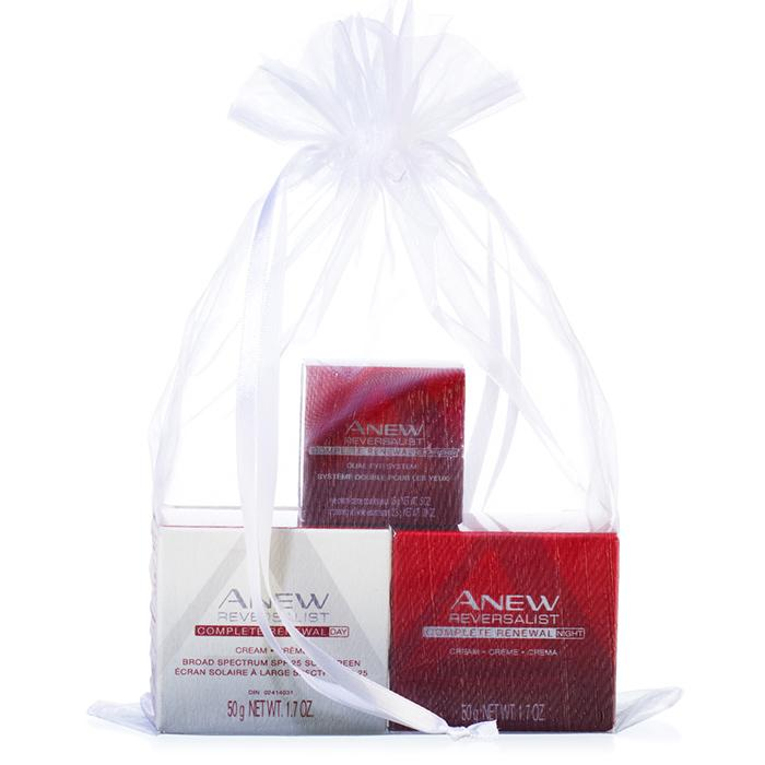 Avon Anew Reversalist Line-Free Regimen ($94 Value)