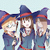 Nonton Little Witch Academia 2017, Cuplikan Keseruan Magic Fantasy