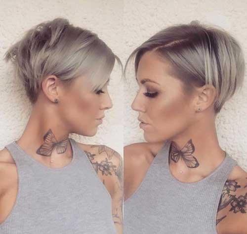 Trendy Short Haircuts For Fine Hair Hair Fashion Online