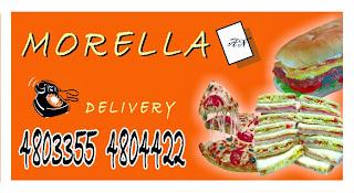 Morella Delivery Telefonos