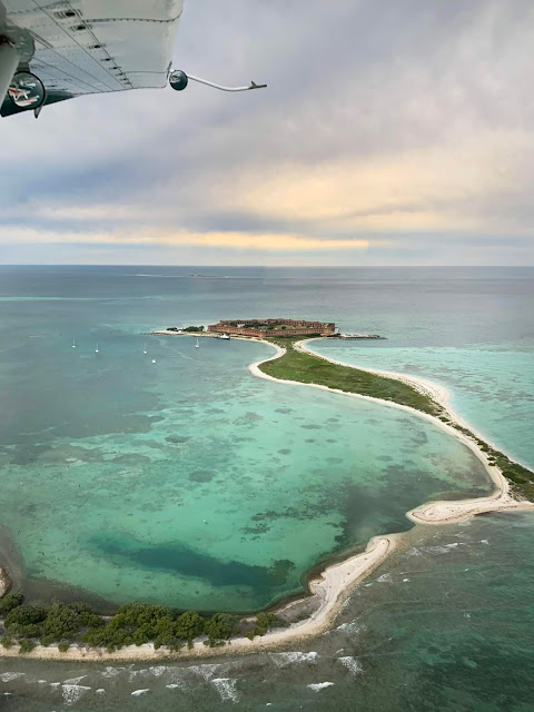 Dry Tortugas Sea Plane Excursion
