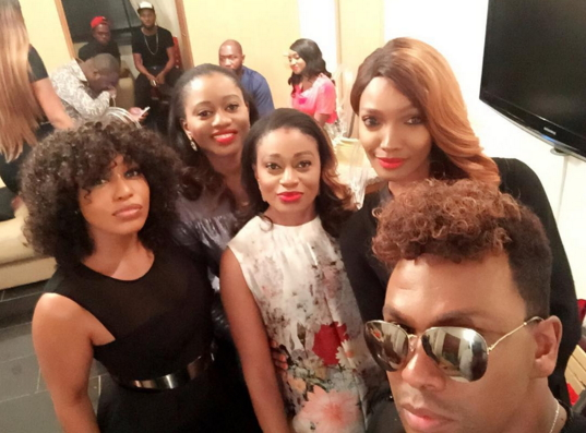Rita Dominic 2015 Christmas Party