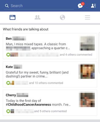 ميزة تجريبية جديدة تختبرها الفيس بوك لتشجيع المناقشات