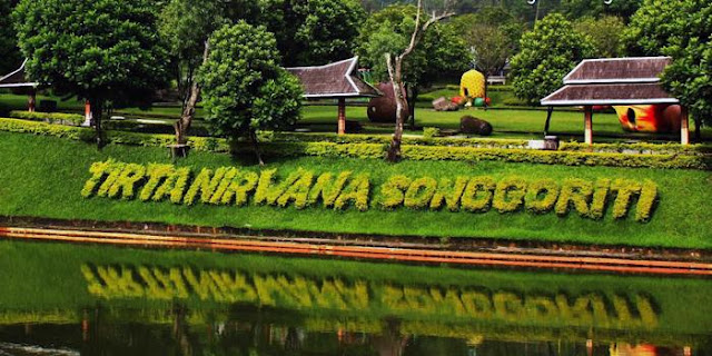 Tirta Nirwana Songgoriti