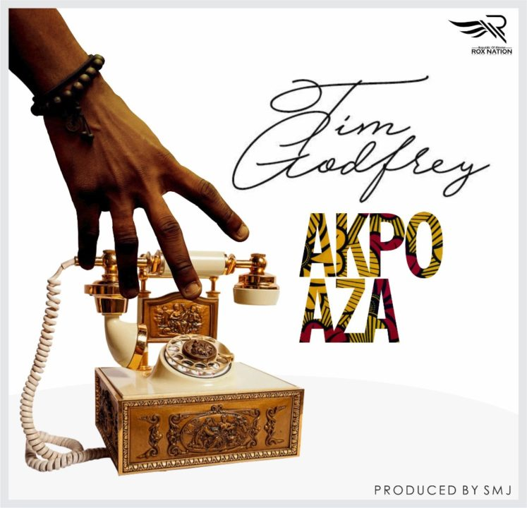 TIM GODFREY DROPS A NEW SONG OF VICTORY #APOAZA download for