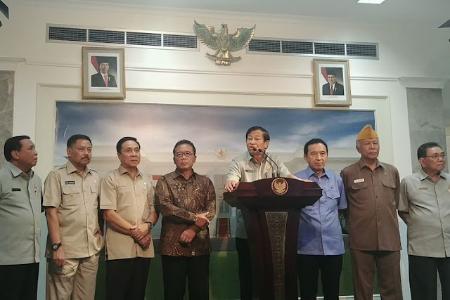 Purnawirawan TNI-Polri Siap Bantu Jokowi Lawan Ormas Anti-Pancasila