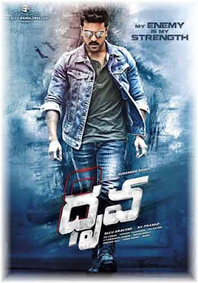 Dhruv-720p HDRip Telugu Hindi Dubbed Movie  Free