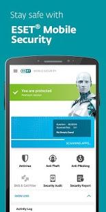 ESET Mobile Security & Antivirus PREMIUM v3.9.20.0