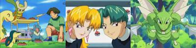 Pokémon - Temporada 6 - Corto 3: Confrontación En El Corral De Oak