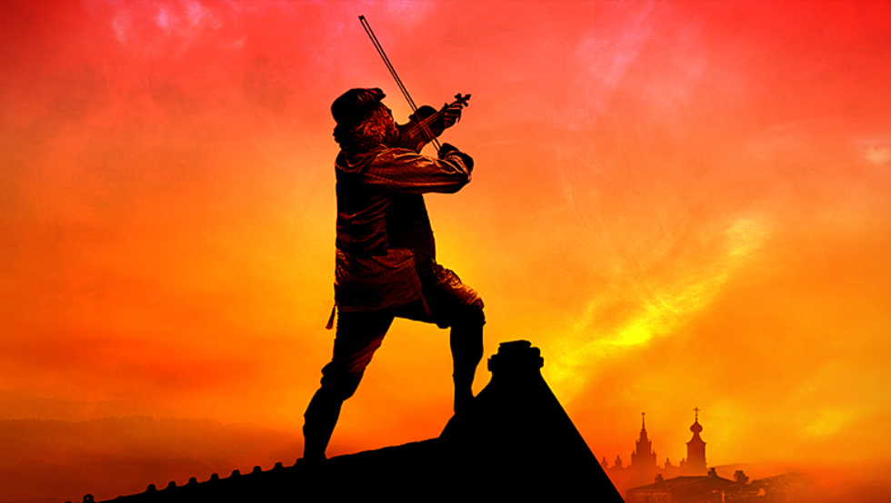 There Ought To Be Clowns Review Fiddler On The Roof