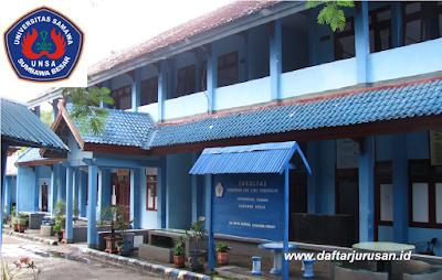 Daftar Fakultas dan Program Studi UNSA Universitas Samawa Sumbawa