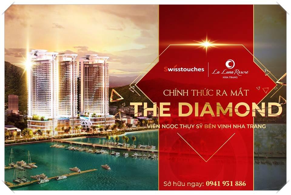 Chính thức ra mắt toà The Diamond La Luna Nha Trang
