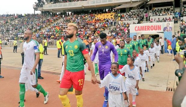 Le Cameroun assure face aux Comores et se qualifie pour la CAN 2019 en Egypte