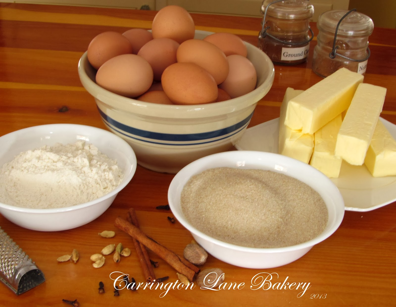Carrington Lane Bakery Spekkoek Lapis Legit Or Thousand