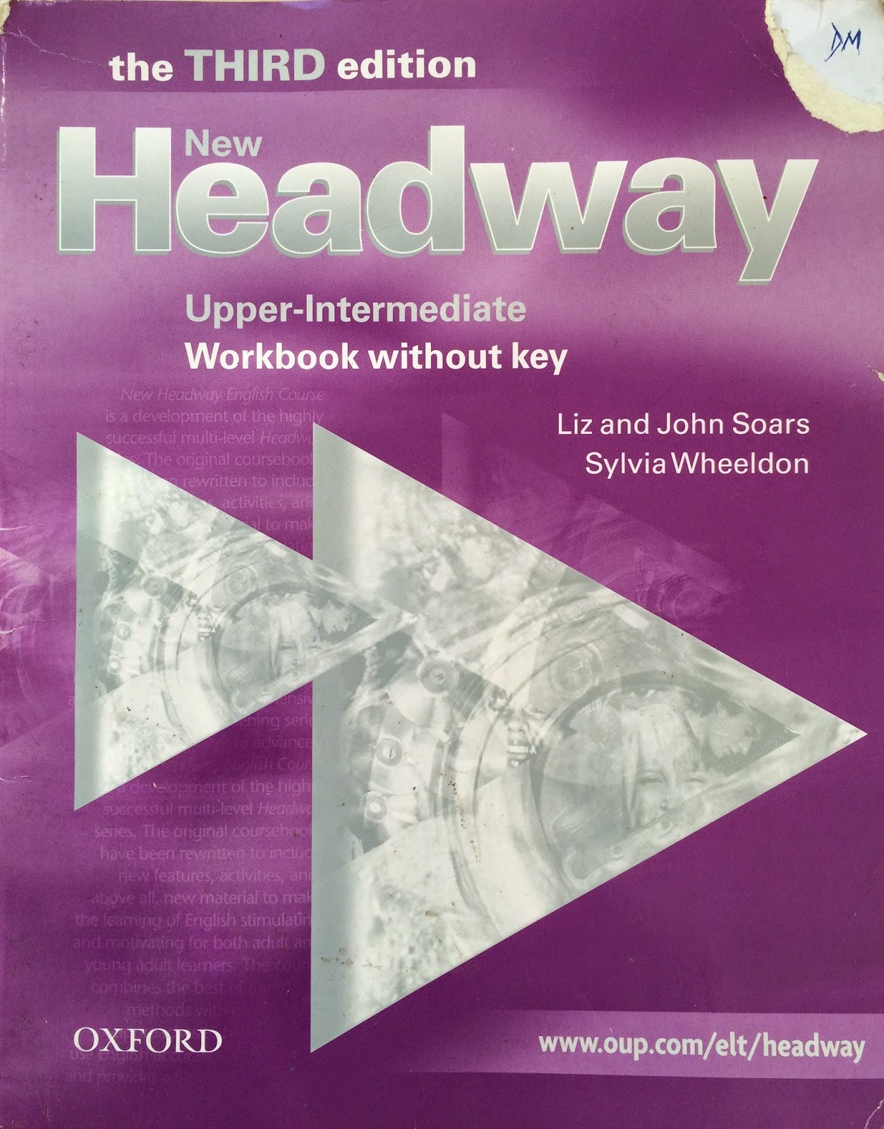 upper-intermediate headway edition решебник workbook third the