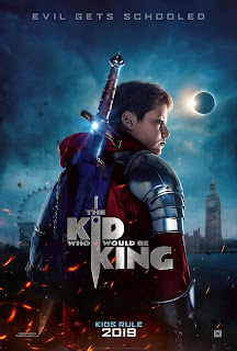 The Kid Who Would be King - Poster & Trailer