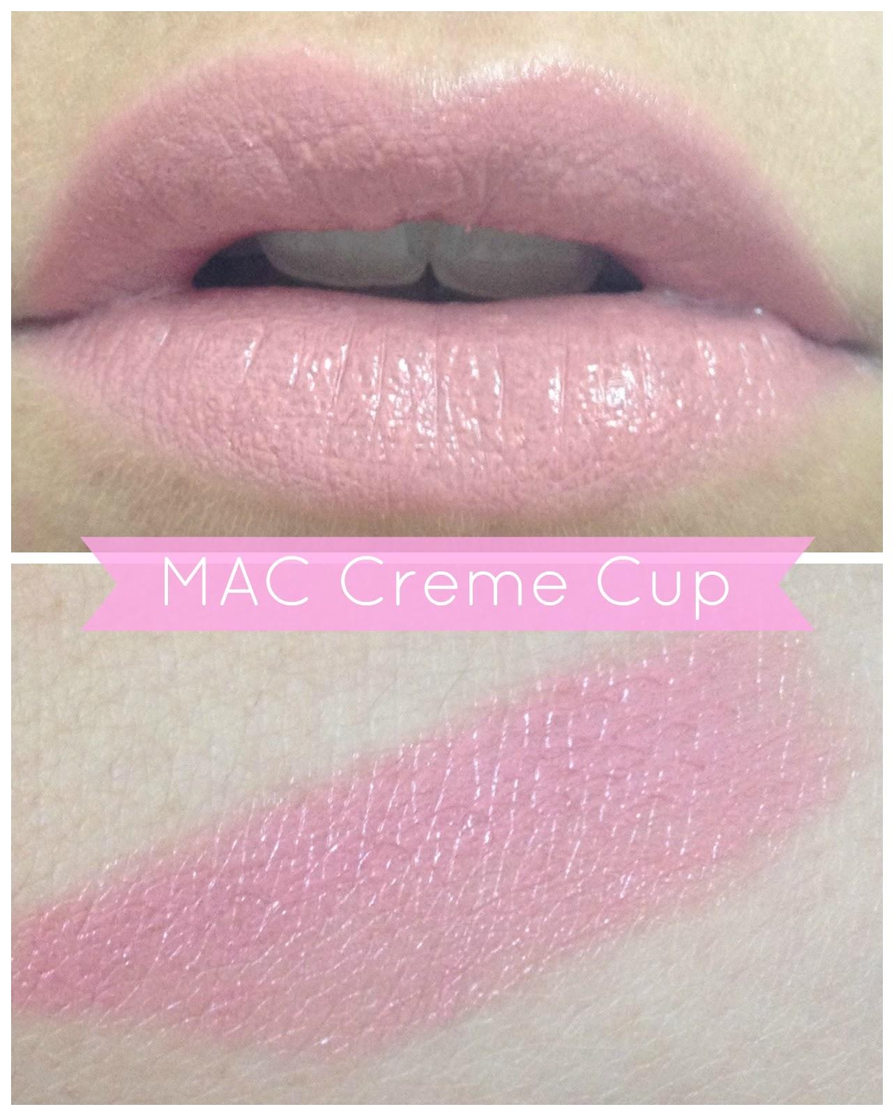 Mac Creme Cup Lipstick Uk   The Art Of Beauty
