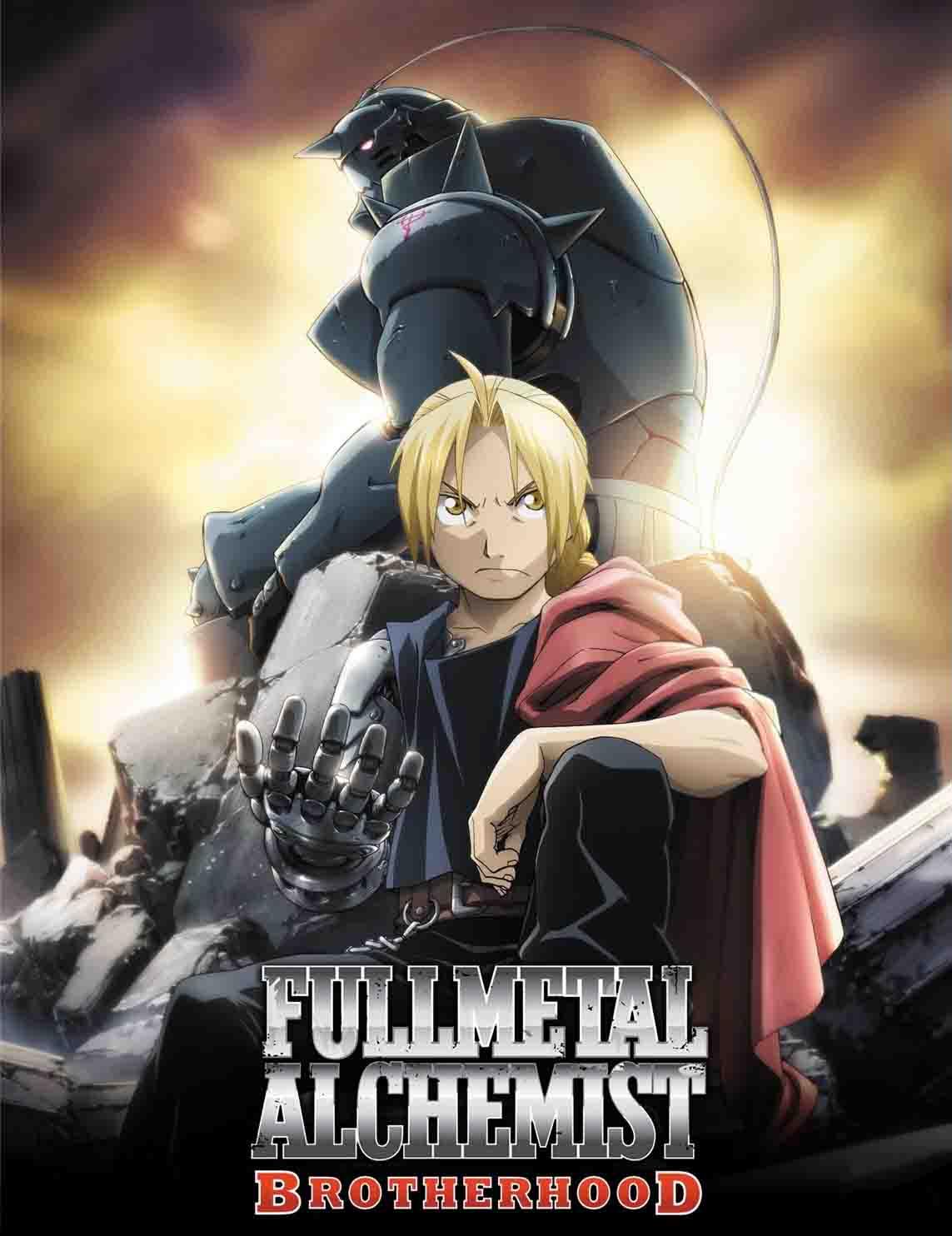 Fullmetal Alchemist: Brotherhood Torrent - WEB-DL 720p Dual Áudio (2009-2010)