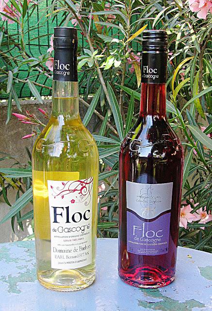 vin apéritif maison au moût de raisin et Amargnac
