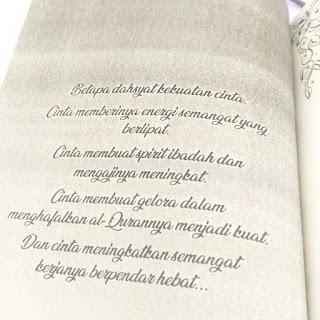 Novel menara cinta
