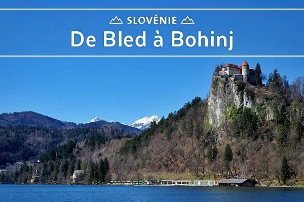 slovénie lac bled château