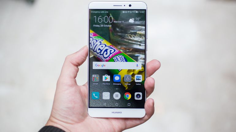 How To Install TWRP Recovery and Root Huawei Mate 9 - MEWDIEPIE