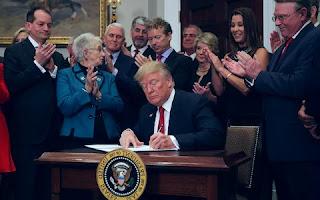 Trump assurance maladie
