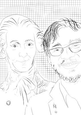 Selfie with Haydn - Roman Rabinovich