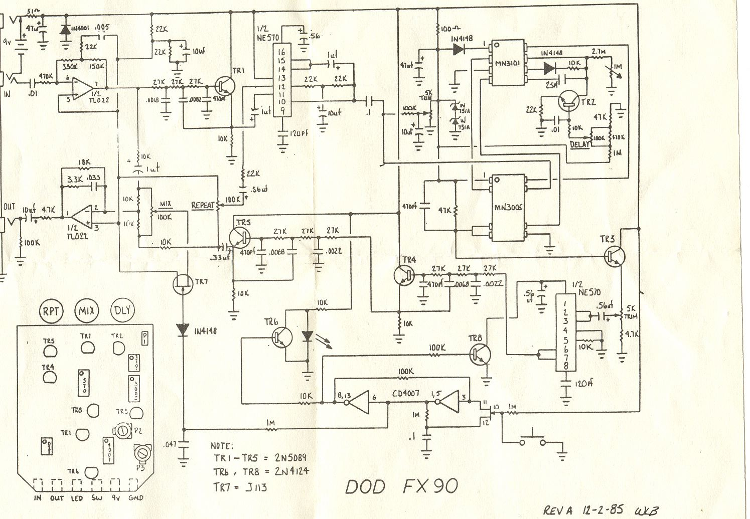 small resolution of dod fx 53 wiring diagram wiring diagram portal honda motorcycle repair diagrams dod fx 53 wiring diagram
