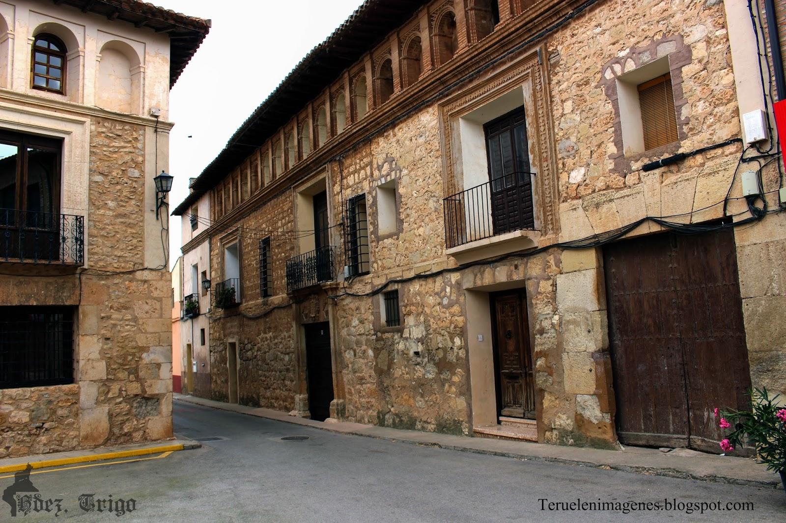 Teruel en Imagenes: Monreal del Campo -2-