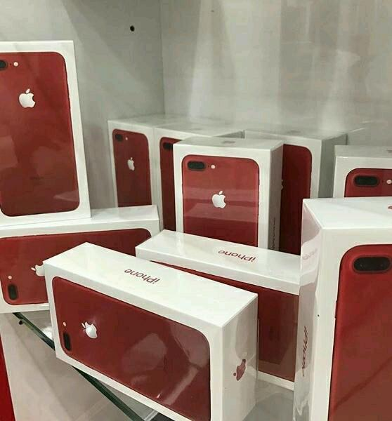 stok barang Iphone 7 red edition