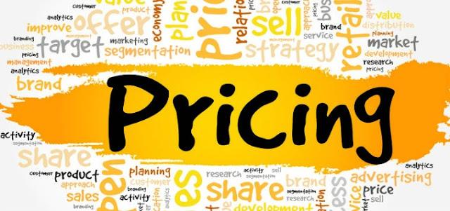 فلسفة تسعير المنتجات : استراتيجيات التسعير العلمية بالتفصيل الشيق (متجدد)