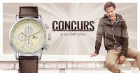 Castiga un ceas fashion pentru barbati Tommy Hilfiger