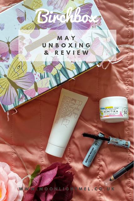 Birchbox May 2019 Unboxing
