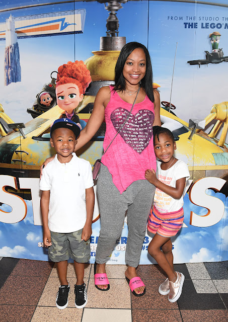 "Ludacris Hosts ""STORKS"" Private Screening in Atlanta for LudaDay Weekend 2016  via  www.productreviewmom.com"