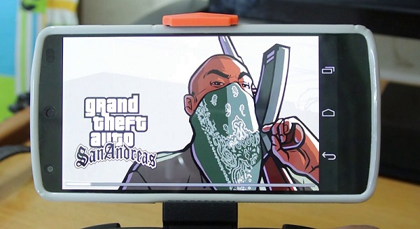 Download GTA - Grand Theft Auto San Andreas Apk OBB Data MOD Apk Unlimited Money Android Game Download
