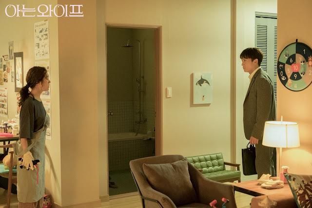 《認識的妻子》池晟 韓志旼真實呈現夫妻日常模樣 8月1號回歸首播